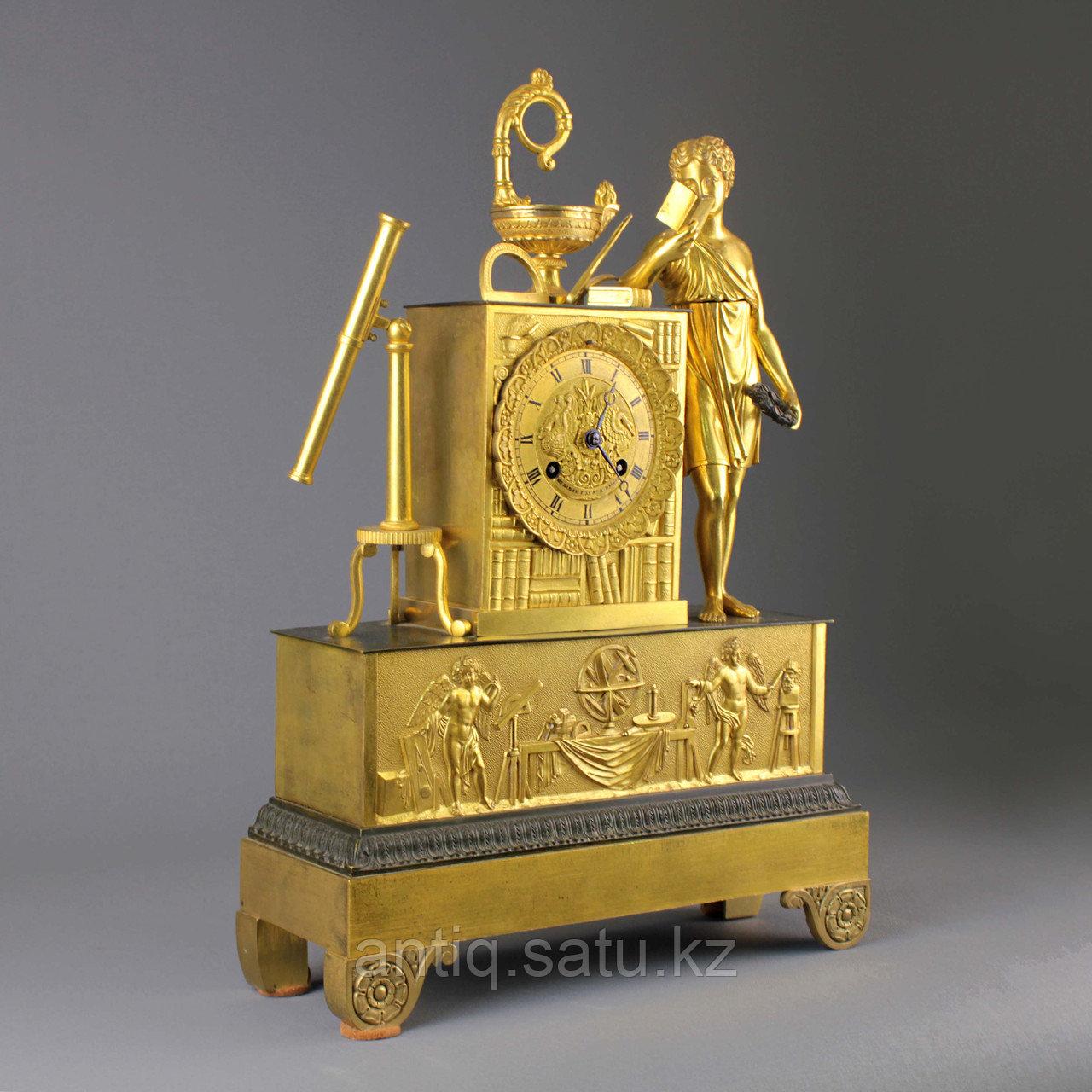 «Аллегория науки» Кабинетные эпохи Ампир. Франция. I половина XIX века - фото 10