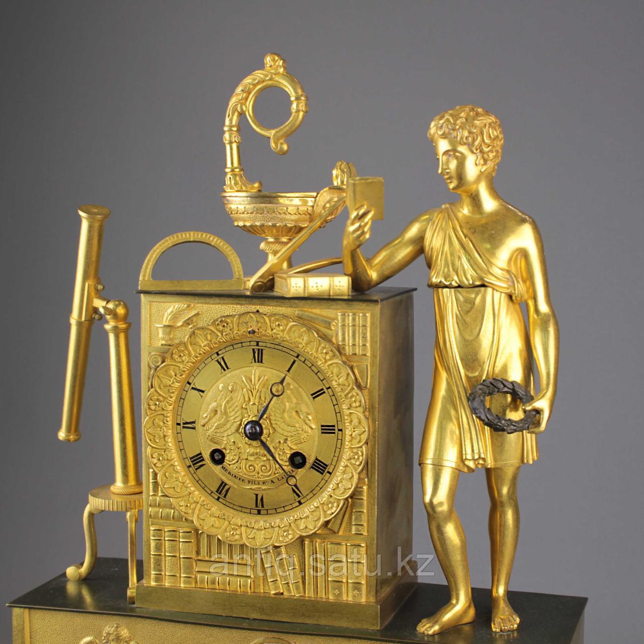 «Аллегория науки» Кабинетные эпохи Ампир. Франция. I половина XIX века - фото 4