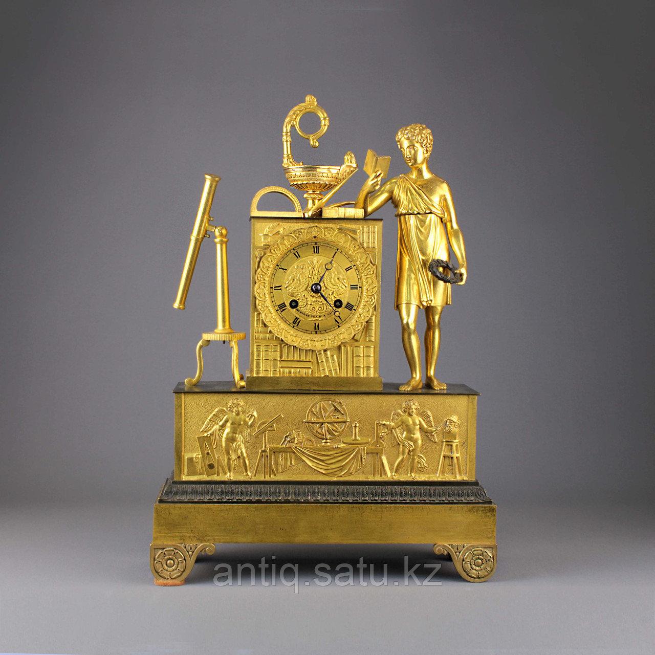 «Аллегория науки» Кабинетные эпохи Ампир. Франция. I половина XIX века - фото 1
