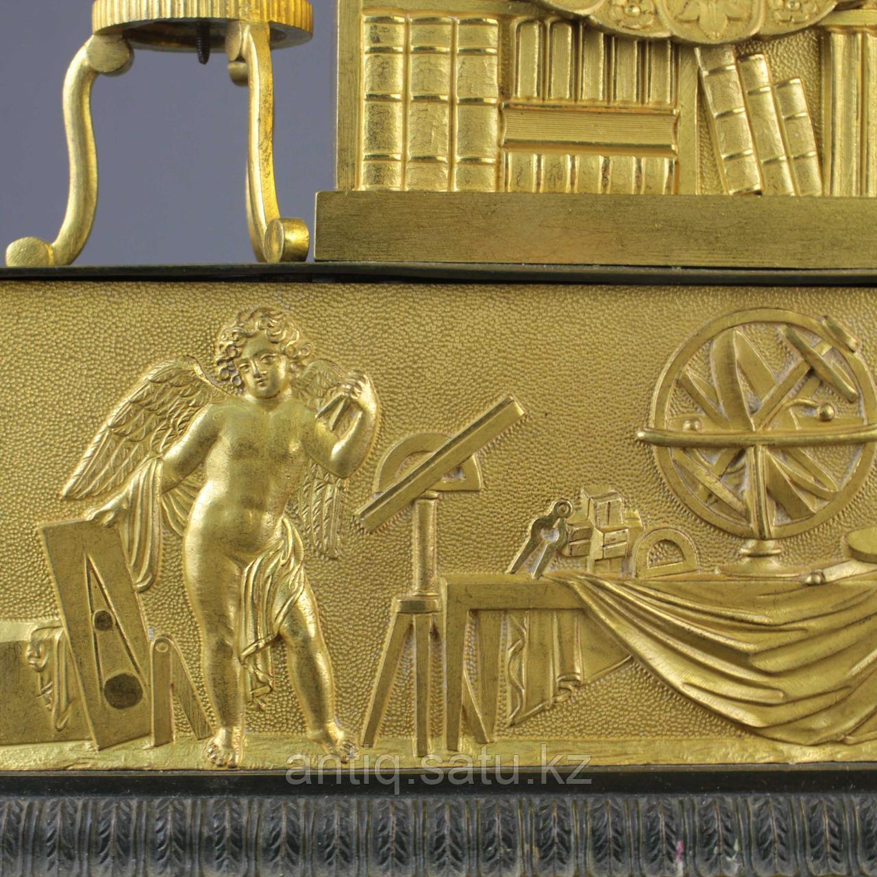 «Аллегория науки» Кабинетные эпохи Ампир. Франция. I половина XIX века - фото 6