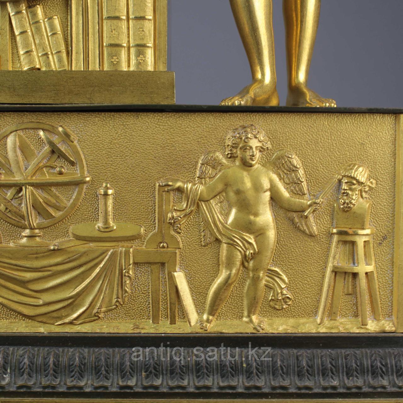 «Аллегория науки» Кабинетные эпохи Ампир. Франция. I половина XIX века - фото 8