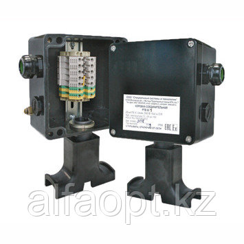 Коробка соединительная РТВ 601(П)-2Б/0/1РС