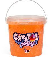 Slime-Crystal S300-4 Апельсиновый, 1 кг