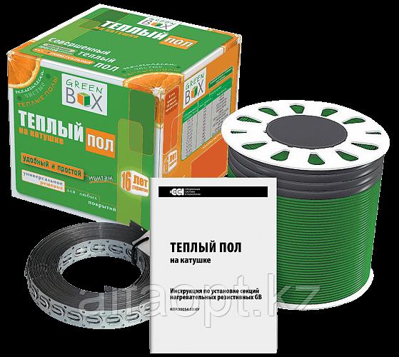 """Кабель нагревательный """"Green Box"""" GB 17,5 м/200 Вт"""