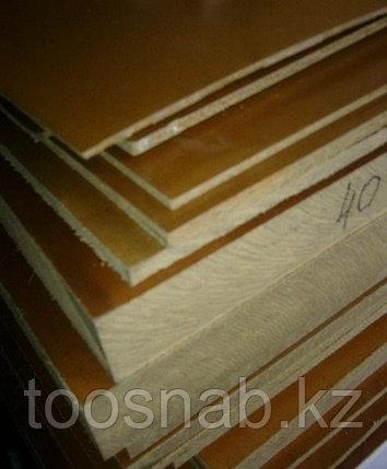 Стеклотекстолит СТЭФ 20 мм (1000*2000 мм) Алматы, фото 2