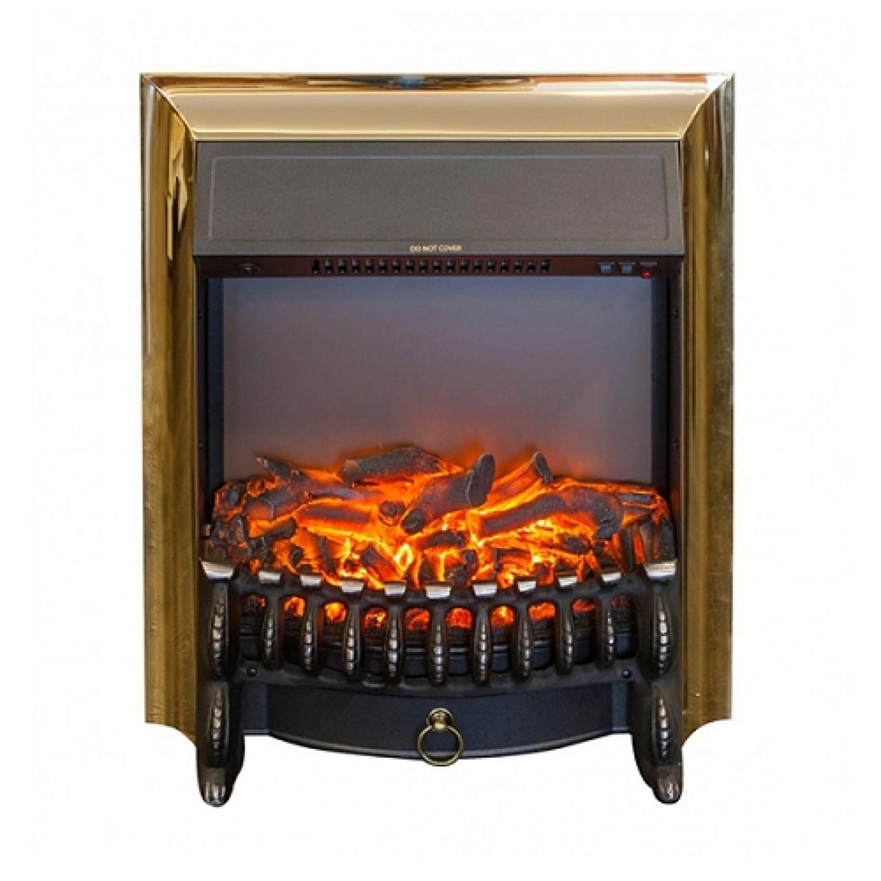 Электрокамины Royal Flame Fobos FXM Brass