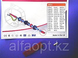 Набор конечной заделки нагревательного кабеля с термоусадкой № 2 (6 шт.)
