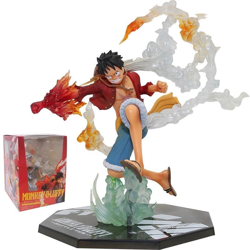 Статуэтка Луффи из One Piece