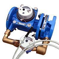 Комбинированный счетчик холодной воды Тепловодомер DN 50 (ВСХНКд-50/20)