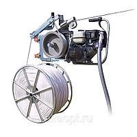 Моторизированная лебедка для раскатки СИП (LM 2060) без тросса