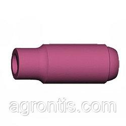 Газовое сопло, d. 10,0 mm, керамическое № 6 .  Для TIG-сварки.
