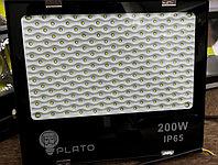 Светодиодный прожектор  200 W  IP65 черный, фото 1