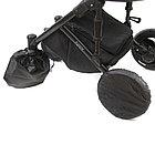 Чехлы на колёса для коляски с поворотными колесами BAMBOLA (TUTUTIS, JAMPER)