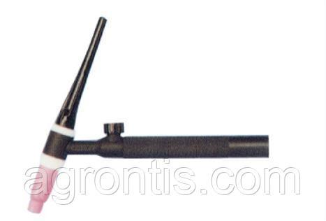 Гусак для сварочной TIG горелки (WP 17 V ) (с вентилем)