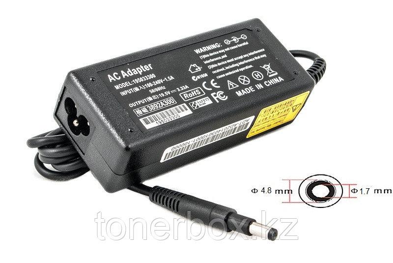 Блок питания для ноутбуков PowerPlant HP 220V, 19.5V 65W 3.33A (4.8*1.7)