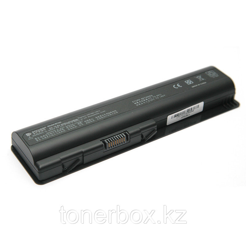 Аккумулятор PowerPlant для ноутбуков HP Pavilion DV4 (HSTNN-DB72, HP5028LH) 10.8V 4400mAh