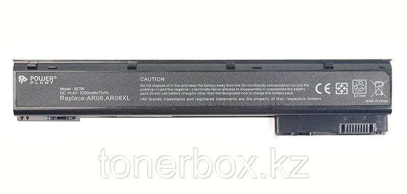 Аккумулятор PowerPlant для ноутбуков HP ZBook 15 Series (AR08, HPAR08LH) 14.4V 5200mAh