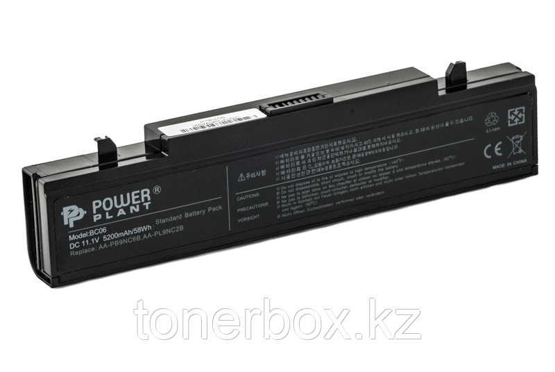 Аккумулятор PowerPlant  для ноутбуков SAMSUNG Q318 (AA-PB9NC6B, SG3180LH) 11.1V 5200mAh
