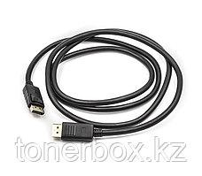 Кабель PowerPlant DisplayPort M/M v1.2, 1.8м