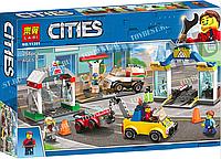 Конструктор LARI Cities Автостоянка