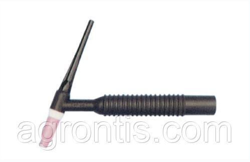 Гусак для сварочной TIG горелки (WP 26 V ) (с вентилем)