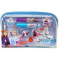 Markwins Frozen Игровой набор детской декоративной косметики для лица в косметичке прямоуг.