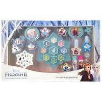 Markwins Frozen Игровой набор детской декоративной косметики для лица и ногтей