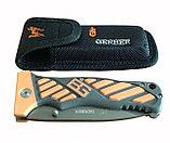 Нож туристический складной Gerber Bear Grylls (без серрейтера) в чехле., фото 2