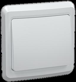 Выключатель ВС 10-1-1-ВБ однокл.10А с инд. ВЕГА (белый) ИЭК