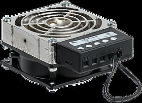 Обогреватель на DIN-рейку (встроенный вентилятор) 100Вт IP20 ИЭК