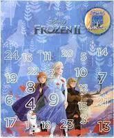Markwins Frozen Набор детской декоративной косметики Новогодний календарь 24 подарка