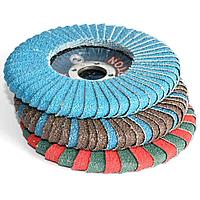 Многолепестковые шлифовальные  диски POLIFAN  125 мм