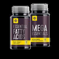 Универсальный комплекс витаминов, минералов и омега-3 кислот 4 Wellness