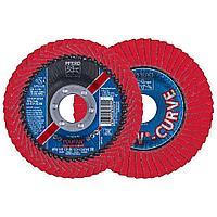 Шлифовальные лепестковые  диски POLIFAN  125 мм