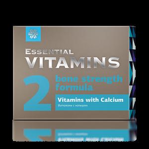 Essentials Vitamins витамины с кальцием