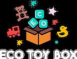 Магазин игрушек ECO TOY BOX