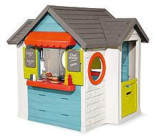 Игровой пластиковый домик-ресторан арт. 810403