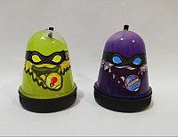 Игрушки прочие brand 53310 Ninja Slime Мни! Тяни! Дуй! (Малиновый)