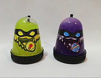 Игрушки прочие brand 53310 Ninja Slime Мни! Тяни! Дуй! (Фиолетовый)