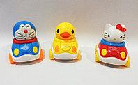 Игрушки прочие brand 52657 Машинка Happy Cartoon car (Duck)