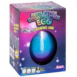 Growing One TAV045 Игрушка яйцо с инопланетянином, растущим в воде, большое (в ассортименте)