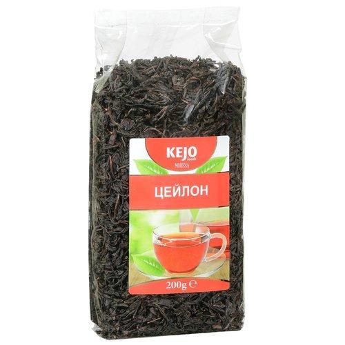 Чай черный Kejo foods Цейлон, 200 гр.