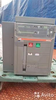 Выключатели автоматические ABB E2B 2000А