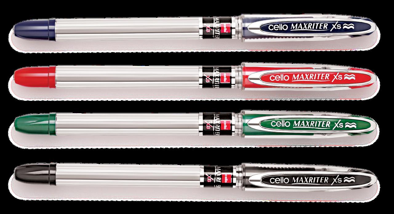 Ручка шариковая CELLO Maxriter красный ОРИГИНАЛ - фото 2
