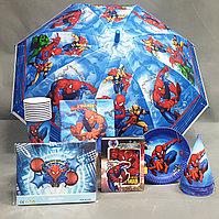 """Подарочный набор """"Spider-Man"""" (№001)"""