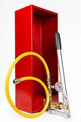 Опрессовочный насос ручной TOR 6,3 л, 6,3 МПА