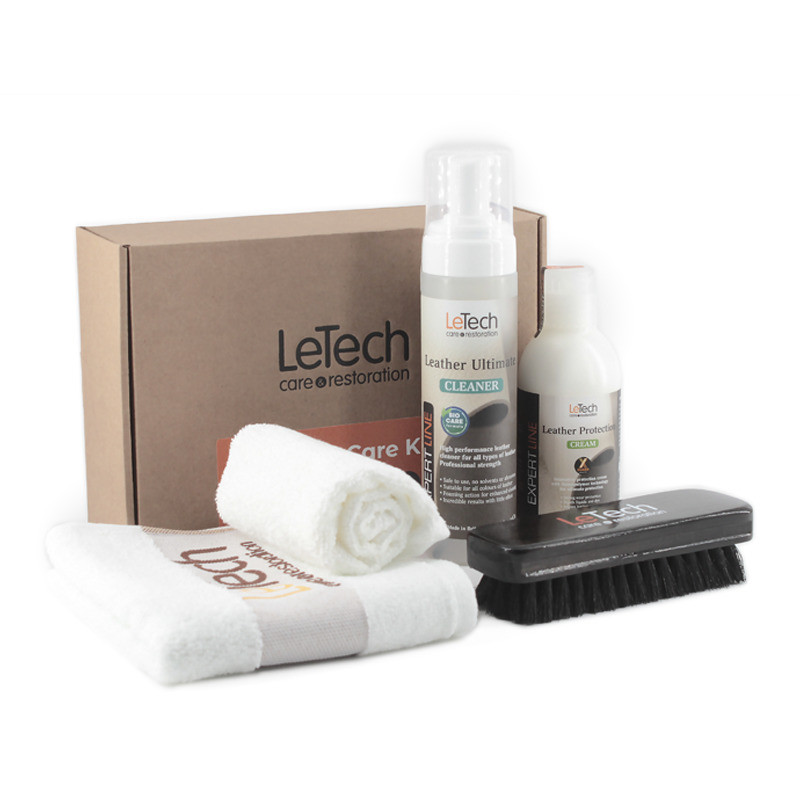 Набор для ухода за кожей Блистер LEATHER CARE KIT