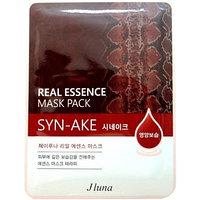 JUNO Jluna Real Essence Mask Pack Syn-Ake Тканевая маска со Змеиным Ядом