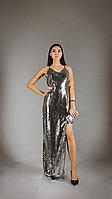 Вечернее платье Doridorca 00AB9066-GRI (40)