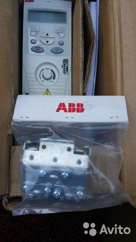 Преобразователи частоты ABB ACS 0.5-22 кBт